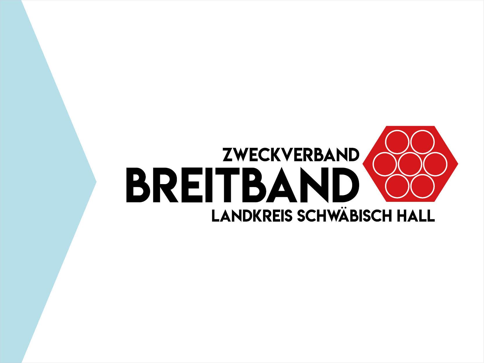 Logo Zweckverband Breitband Landkreis Schwäbisch Hall