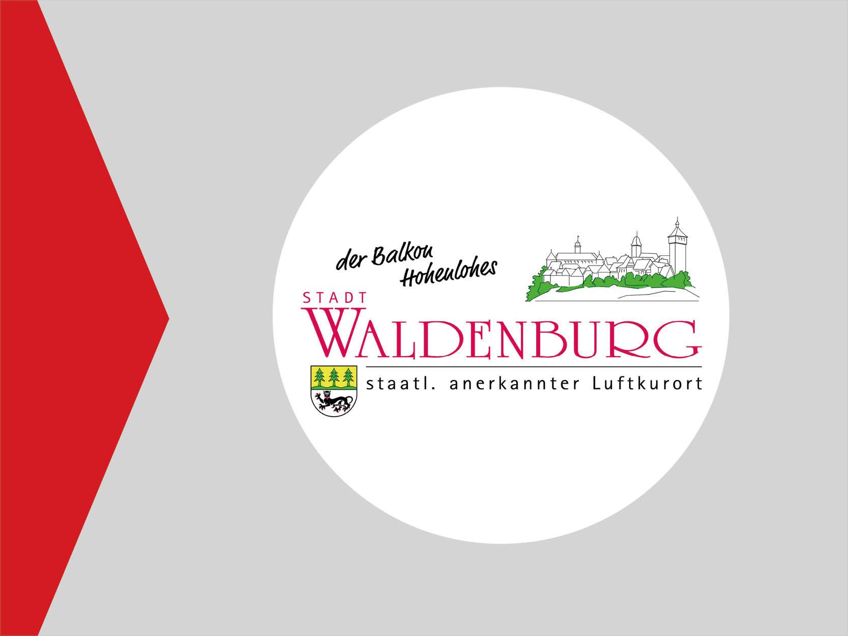 Logo Stadt Waldenburg